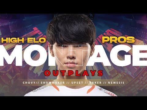 High Elo & Pros Montage